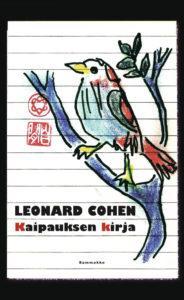 Kansikuva: Leonard Cohen: Kaipauksen kirja