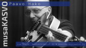 Musakasvo Paavo Hako