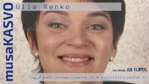 Musakasvo Ulla Renko