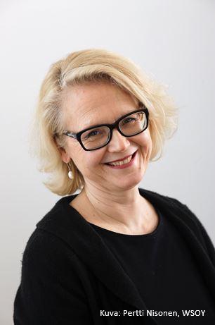 Kirjailijavieraana Helena Ruuska