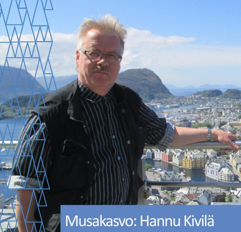 Musakasvo Hannu Kivilä