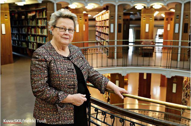 Vieraana oikeushammaslääkäri Helena Ranta