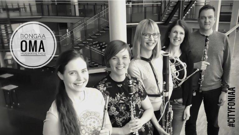 Sinfonia Lahti: Cityfoniaa – Seurassa tuhansien kirjojen