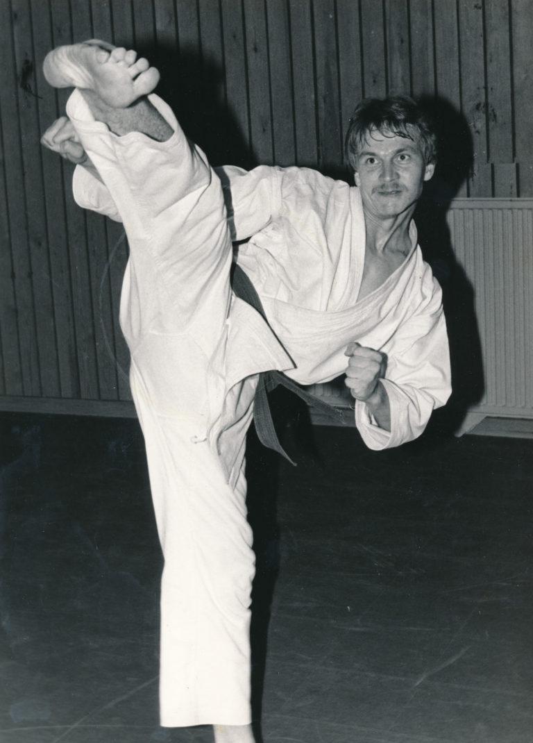 Lahden karate 40 vuotta