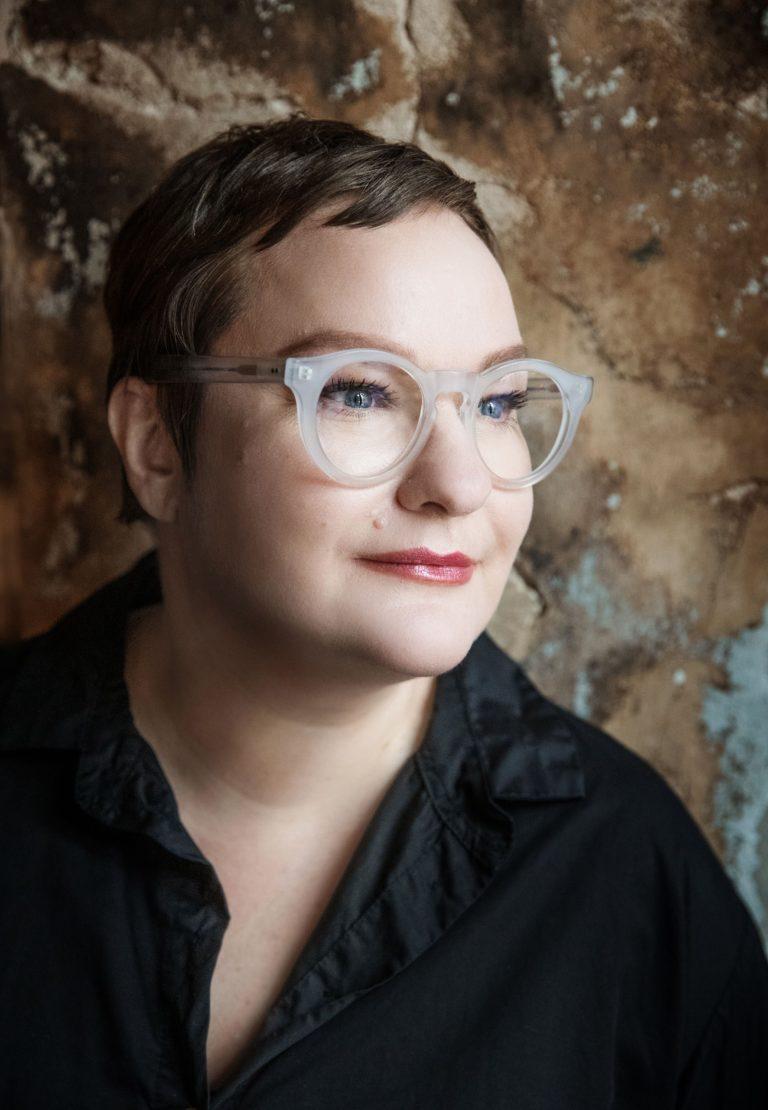 Kirjailijavieraana Sanna Tahvanainen