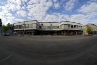 Heinolan kirjaston panorama-kuva,