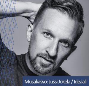 Musakasvo Jussi Jokela / Ideaali.