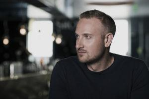 Kirjailija Max Seeck. Kuvaaja: Mikko Rasila / Tammi