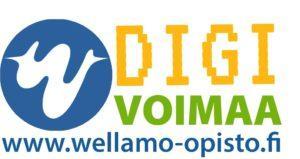 Digivoimaa-hankkeen logo