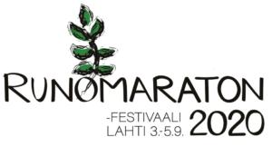 Runomaraton 2020 -tapahtuman logo.