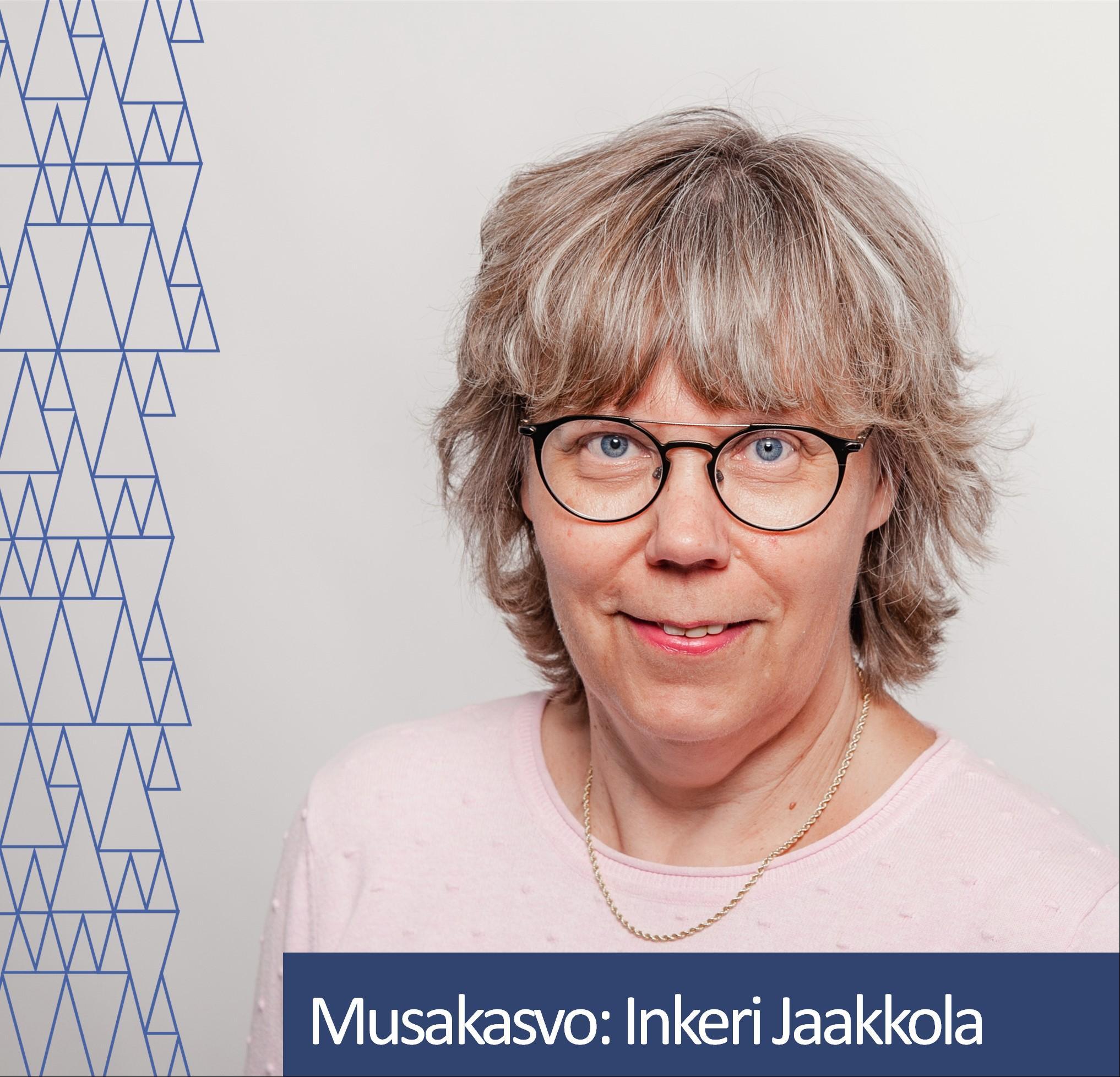 Musakasvo Inkeri Jaakkola