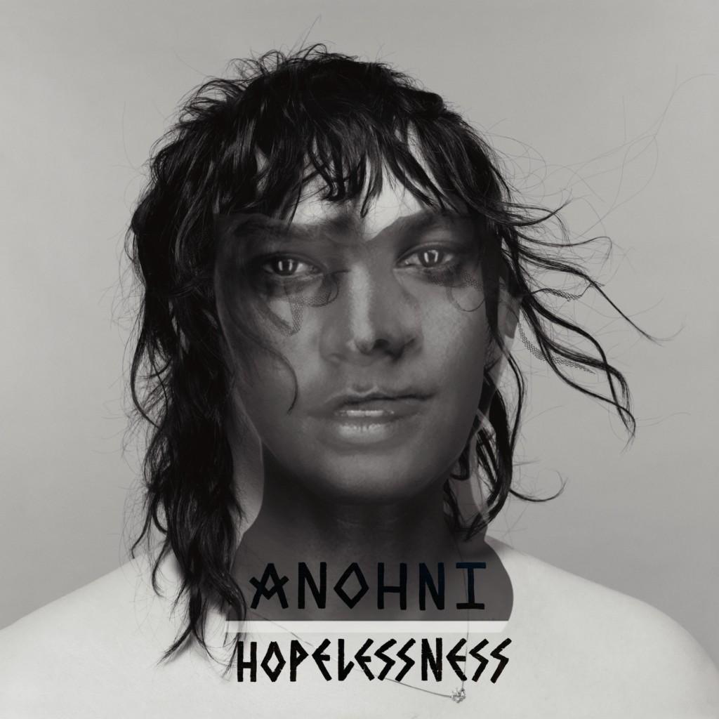 Hopelessness-levyn kansikuva