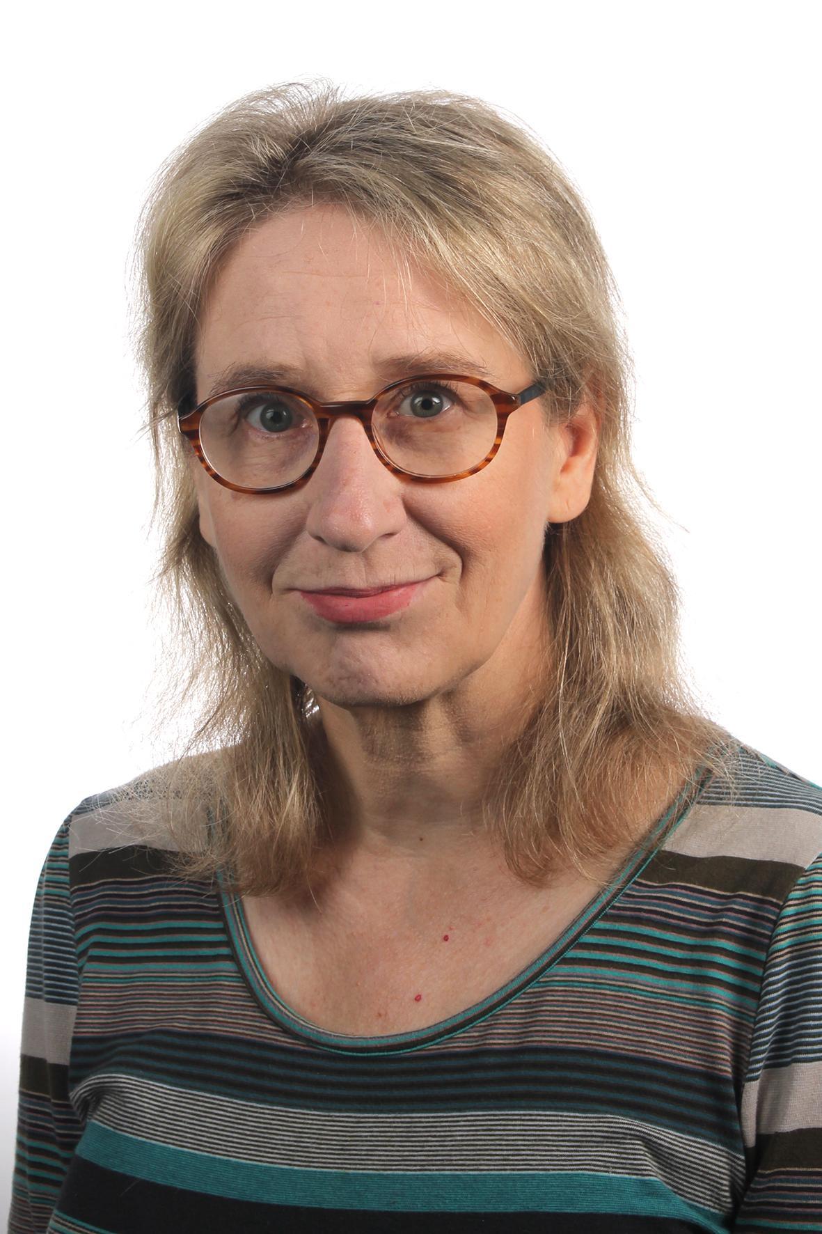 Kirjailija Mervi Koskinen